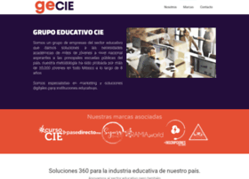 grupoeducativocie.mx