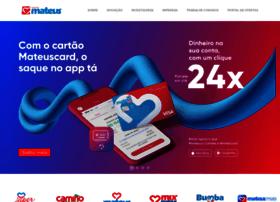 grupomateus.com.br