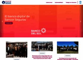 gruposancorseguros.com