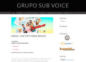 gruposubvoice.wordpress.com