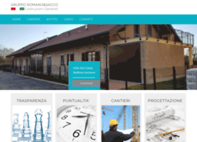 grupporomanoesacco.it