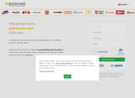 grusskarten com grusskarten com im adomino com domainvermarktung