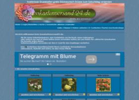 grusskartenversand24.de