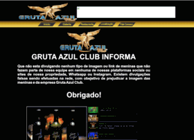 grutaazulclub.com.br