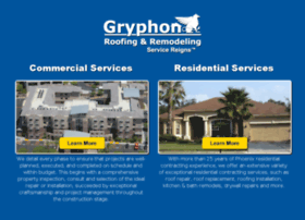 gryffenroofing.com