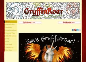 gryffinroar.com