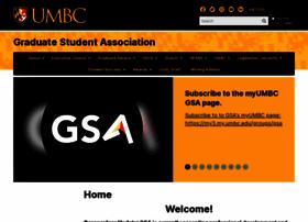 gsa.umbc.edu