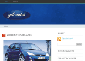 gsbautos.co.uk