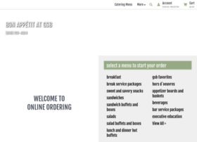 gsbdining.catertrax.com