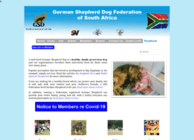 gsdfederation.co.za