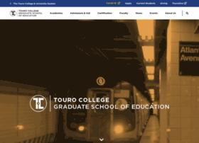 gse.touro.edu