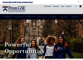 gse.upenn.edu