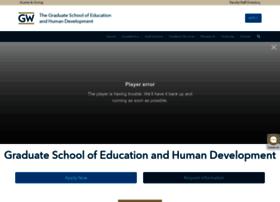 gsehd.gwu.edu