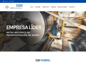 gsifabril.com.mx