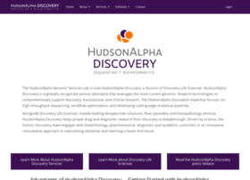 gsl.hudsonalpha.org