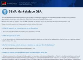 gsmamarketplace.com