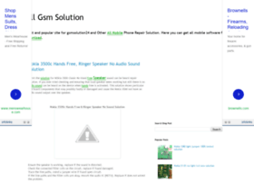 gsmsolution24.blogspot.in
