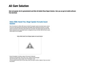 gsmsolution24.blogspot.in