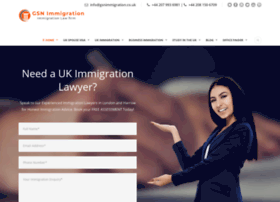 gsnimmigration.co.uk