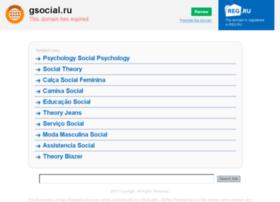 gsocial.ru