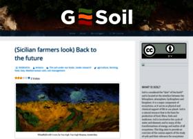gsoil.wordpress.com