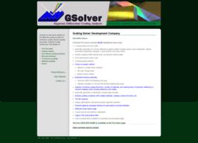 gsolver.com