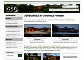 gsp-gartenhaus.de