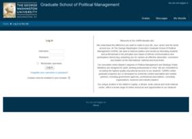 gspmonline.gwu.edu