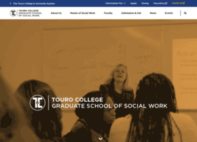 gssw.touro.edu