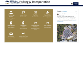 gsuparkingweb.georgiasouthern.edu