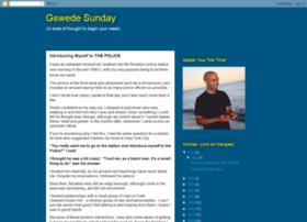 gswede-sunday.blogspot.com