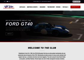 gt40enthusiastsclub.com