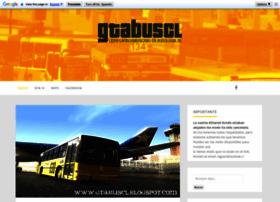 gtabuscl.blogspot.com