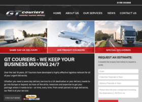 gtcouriers.co.uk