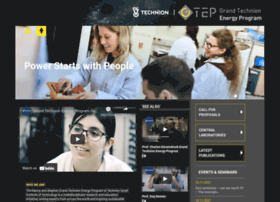 gtep.technion.ac.il