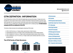 gtin.info