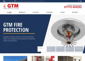 gtmfireprotection.co.uk