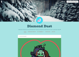 gtsdiamonddust.tumblr.com