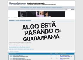 guadarramaorganizada.activosforos.es