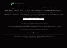 guake-indicator.ozzyboshi.com