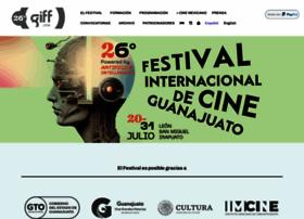 guanajuatofilmfestival.com