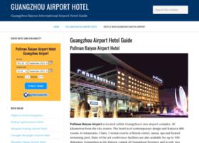 guangzhouairporthotel.com