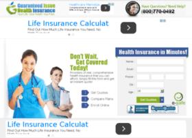 guaranteed-issue-health-insurance.com