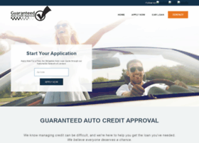 guaranteedautocreditapproval.com