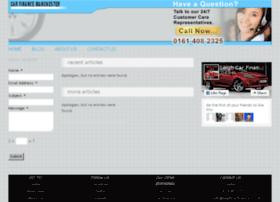 guaranteedcarfinancemanchester.com