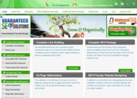 guaranteedseosolutions.com