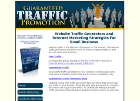 guaranteedtrafficpromotion.com
