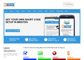 guarantyshortcode.com