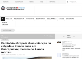 guarapuavaeregiao.com.br