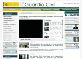 guardiacivil.com